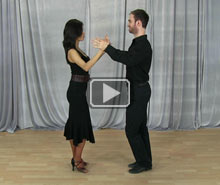 Cha Cha Basic steps for beginners